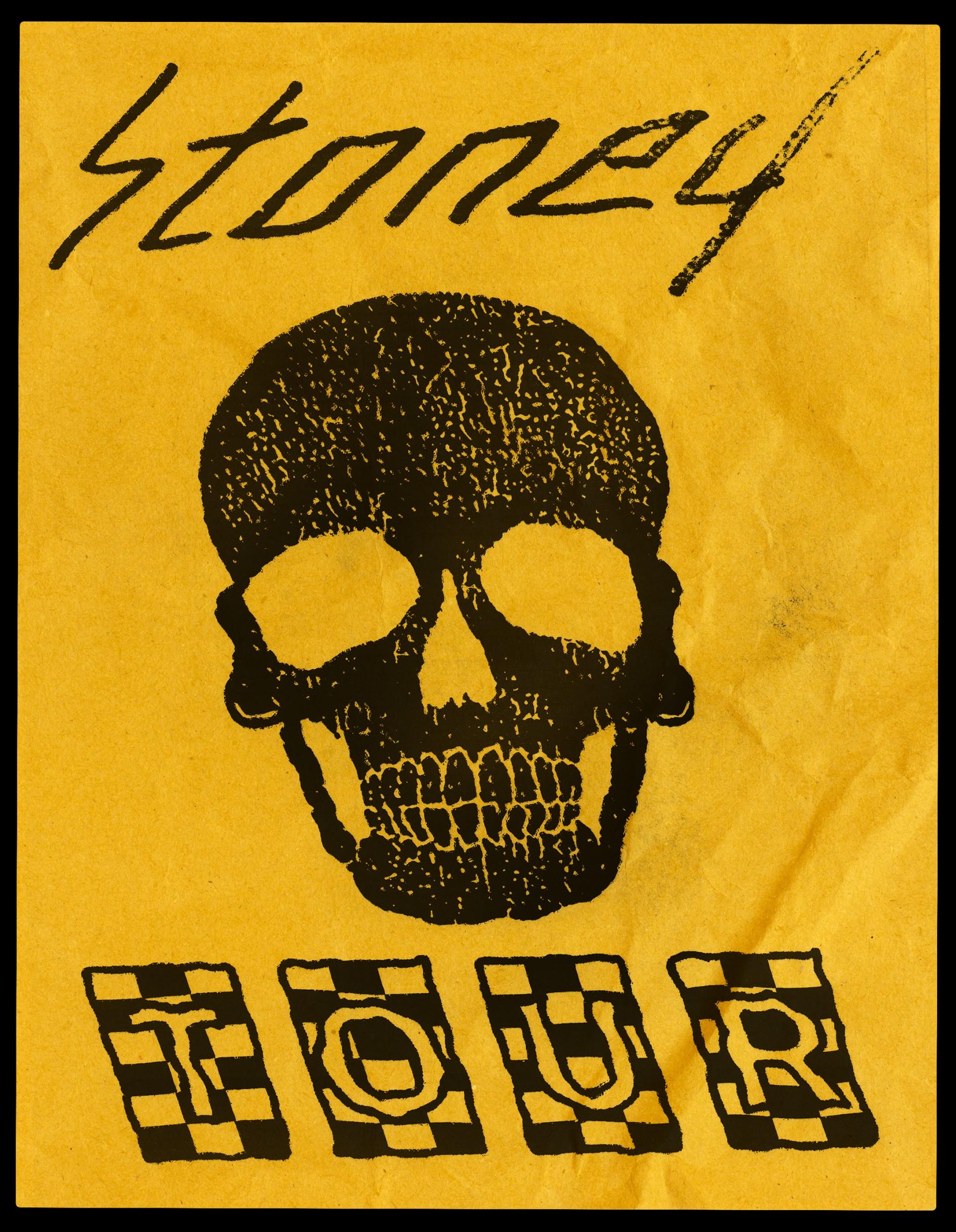 Work Stoney Tour